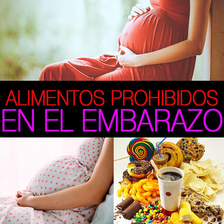 10 alimentos y bebidas prohibidos en el embarazo la gu a de las vitaminas - Embarazo y alimentos prohibidos ...