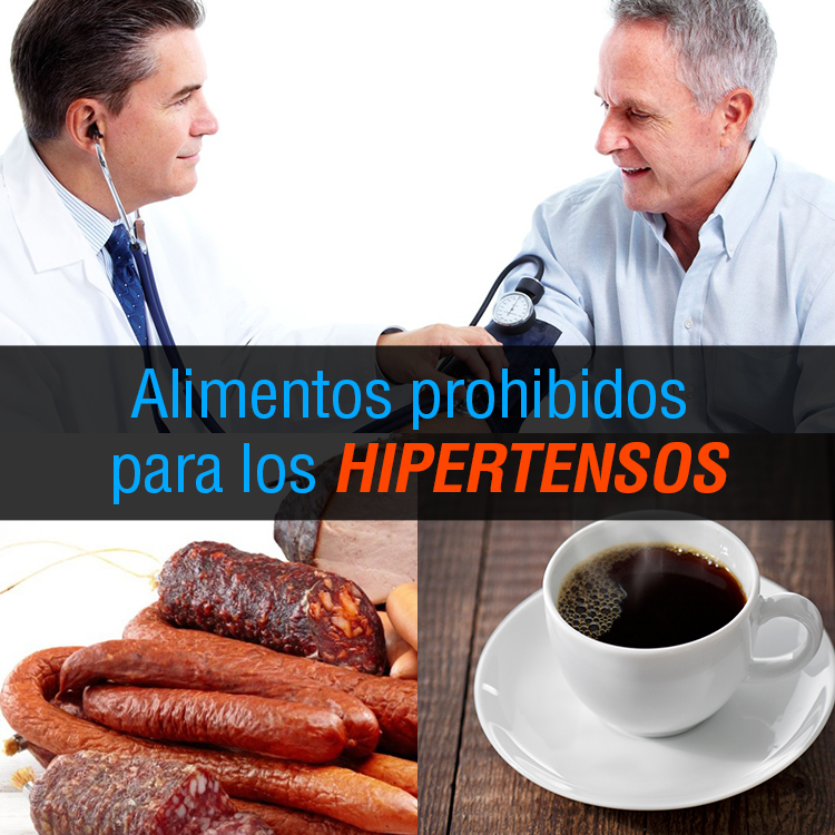 Alimentos Y Bebidas Prohibidos Para Los Hipertensos - Como