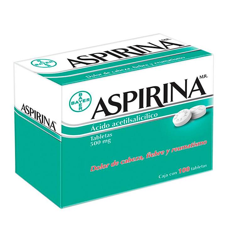 Aspirina O Ácido Acetilsalicílico: Para Qué Sirve, Efectos