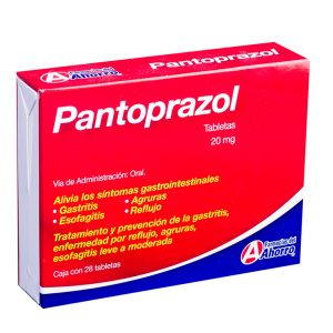 para qué sirve pantoprazol