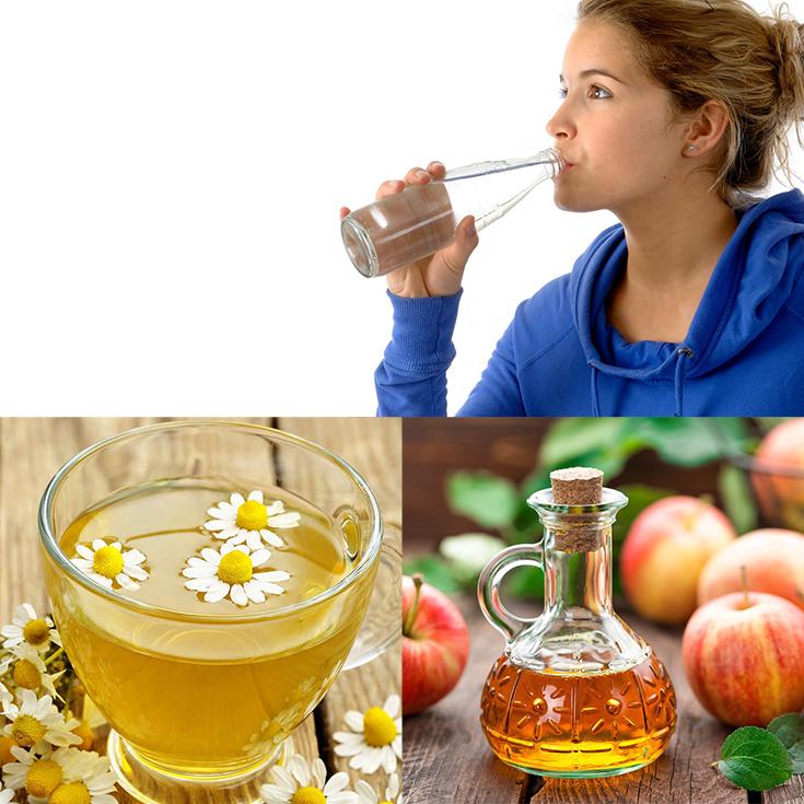 Remedios caseros para no sentirte horrible con la gripe y el resfriado