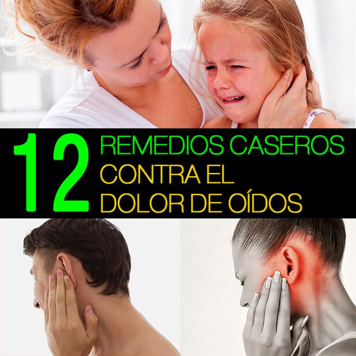 12-remedios-caseros-contra-el-dolor-de-oídos - La Guía de..