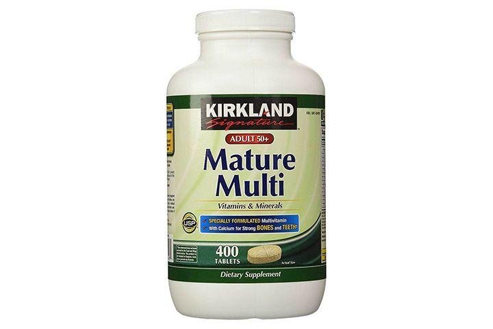 Kirkland Signature Daily Multi Vitamins