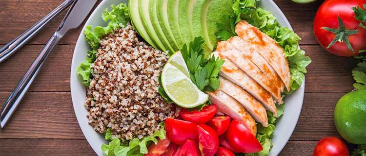 Dieta libre de harinas y carnes