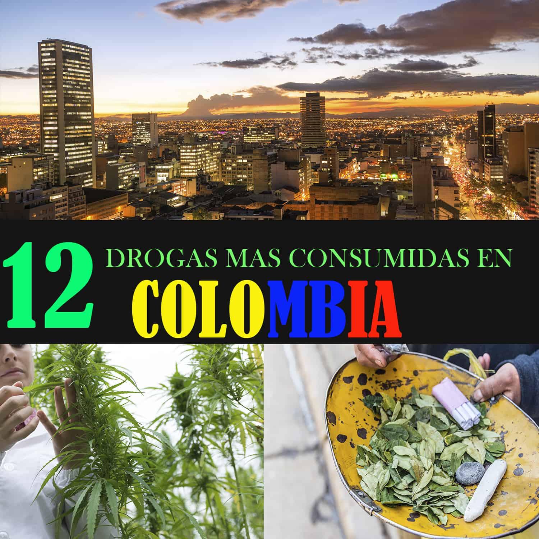 Los 10 Tipos De Drogas Más Consumidas En México Y Sus – Name