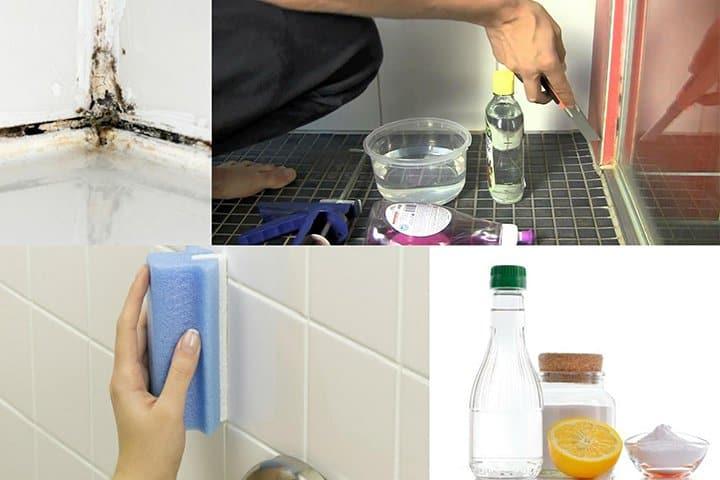 Vinagre blanco para qu sirve y 23 usos raros pero - Blanquear juntas azulejos ...