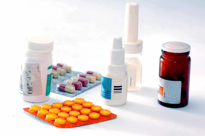 medicinas-medicacion - La Guía de las Vitaminas