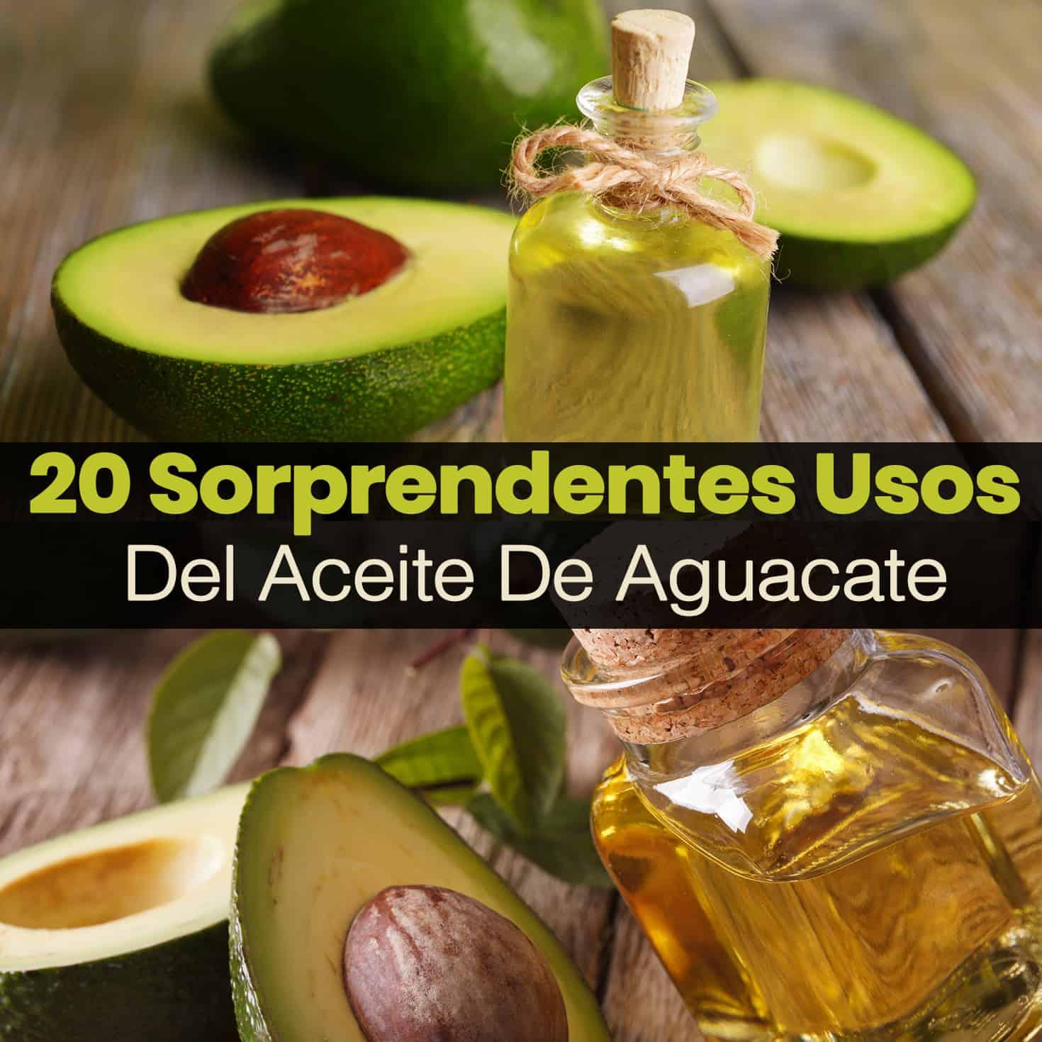 20 incre bles usos del aceite de aguacate y la raz n por - Www revistalove es cocina ...
