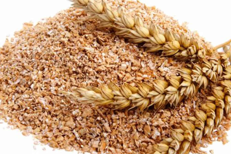 El salvado de trigo para adelgazar