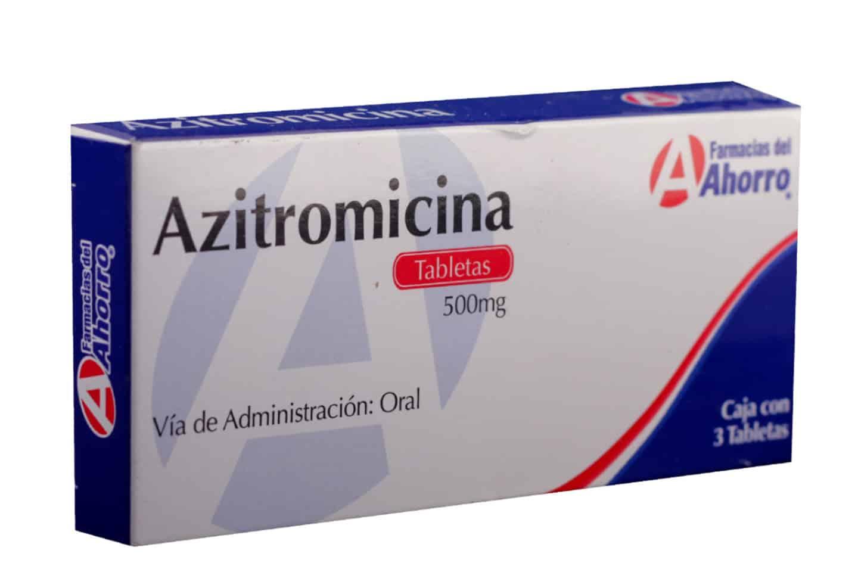 para que sirve la azitromicina