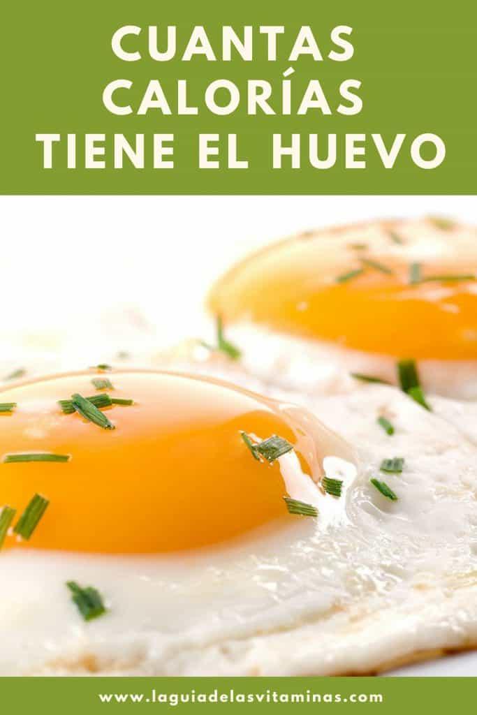 Cuántas Calorías Tiene El Huevo Cocido Frito Revuelto Clara Yema Etc La Guía De Las Vitaminas
