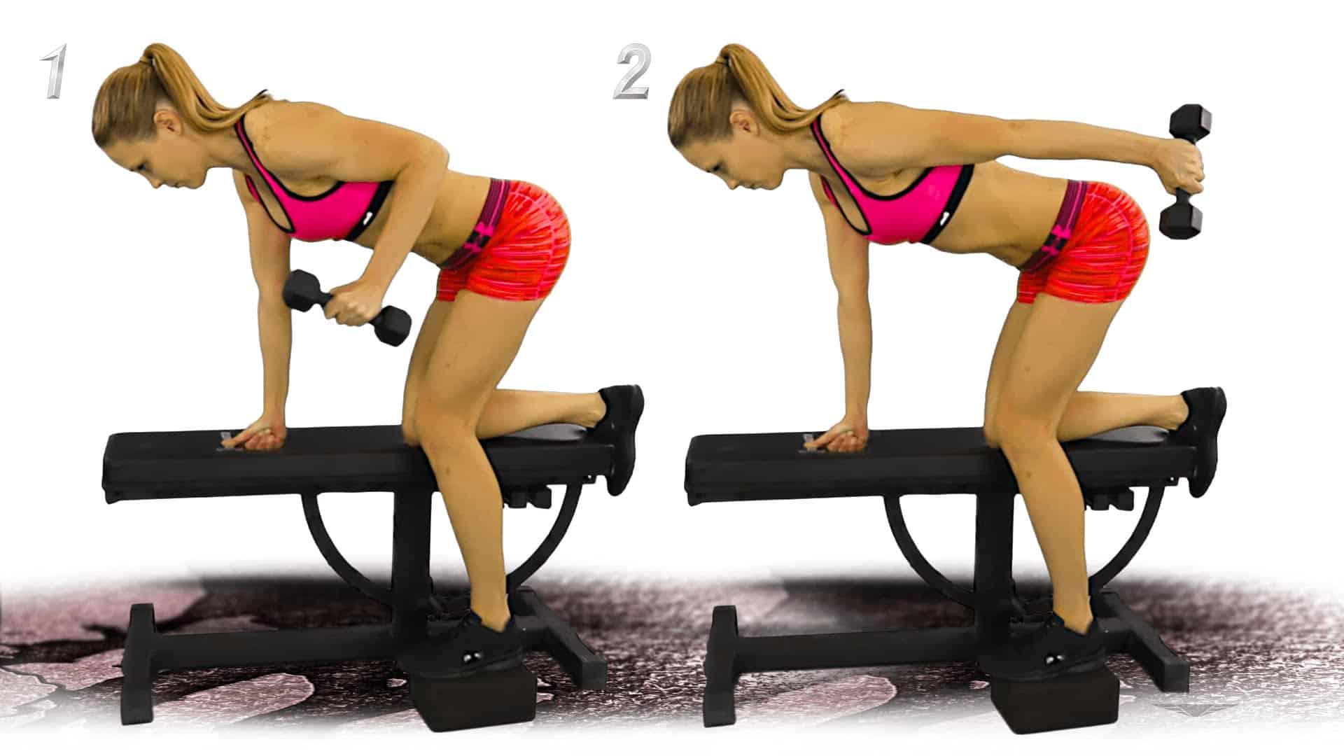 Tríceps reverso