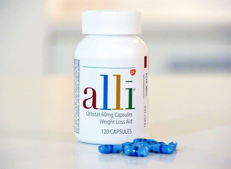 pastillas para adelgazar lisopresoli